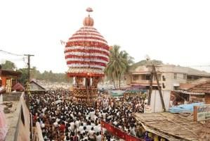 Shri Raja Rajeshwari Temple, Polali