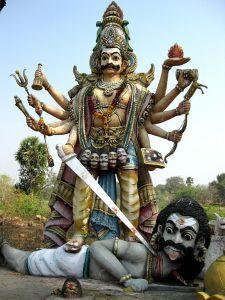 Shri Veerabhadra Temple, Godachi