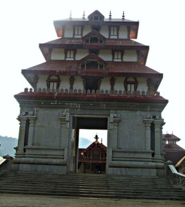 Bhagandeshwara Temple, Coorg