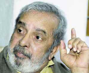 Between the Lines – U R Ananthamurthy