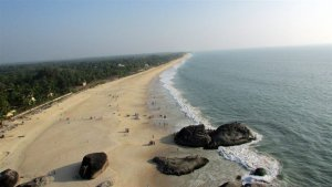 Kaup Beach – A Place Where the Sea Speaks