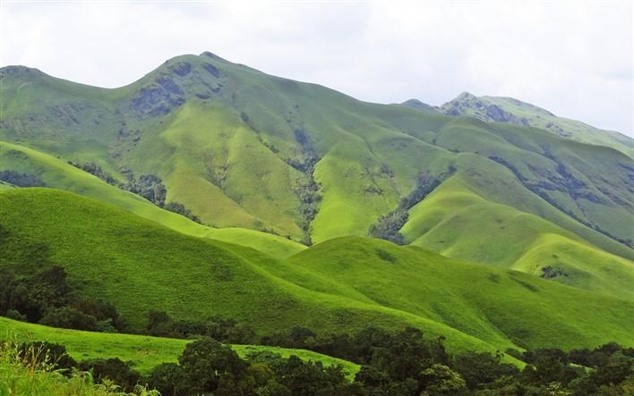Kudremukh Landscape