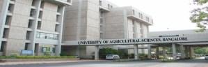 University of Agricultural Sciences, Bangalore