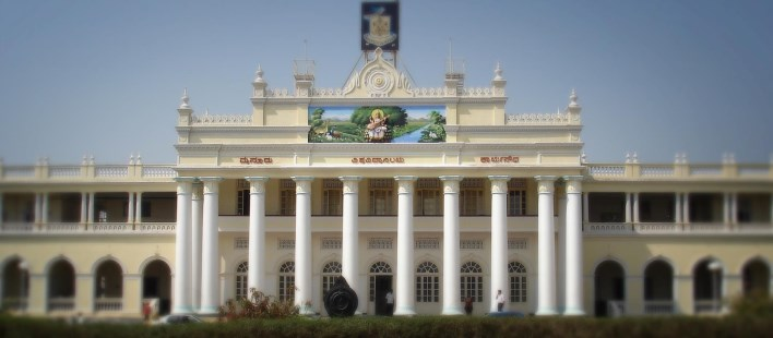 Crawford Hall, Mysore University