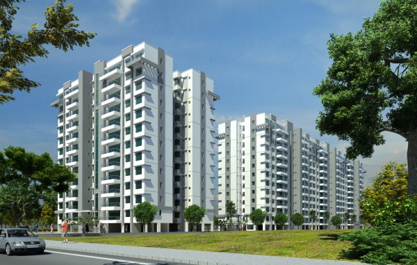 Purva Whitehall Apartments, Bangalore
