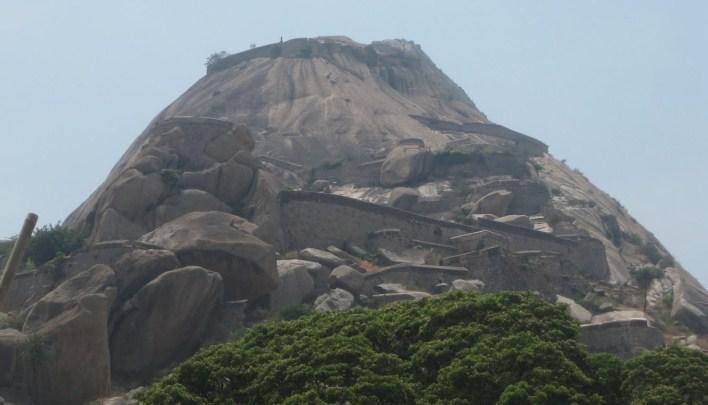 Siddara Betta, Madhugiri, near Tumkur