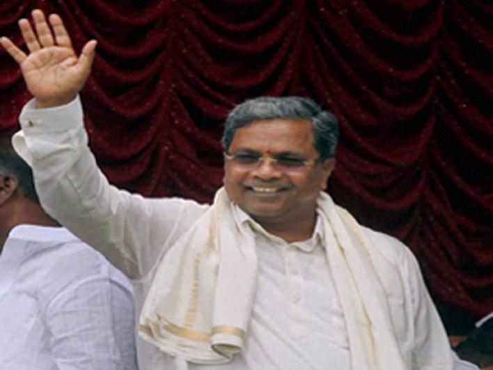 K siddaramaiah, chief minister of karnataka