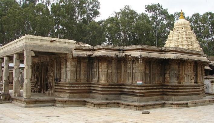 Vaidyeshvara temple, Talakad. Photographer Dineshkannambadi