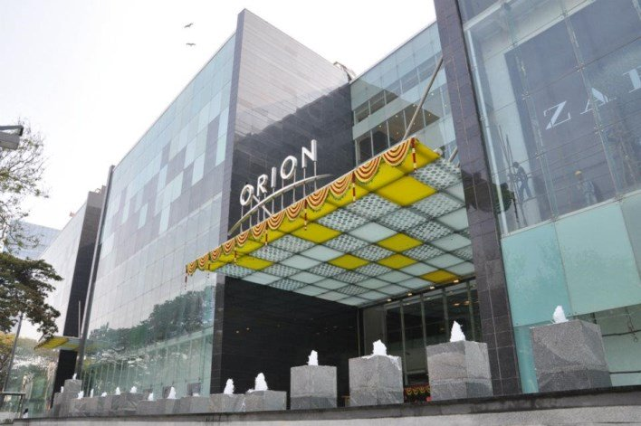 orion mall, rajajinagar, bangalore