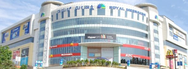 Royal Meenakshi Mall, Bangalore