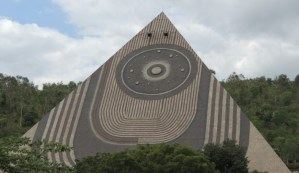 Pyramid Valley, Meditation Centre, Ramanagar