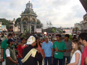 Mysore Dasara Walking Tour