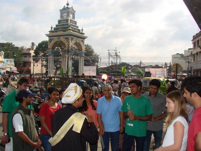 Mysore Dasara Walk by Royal Mysore Walks