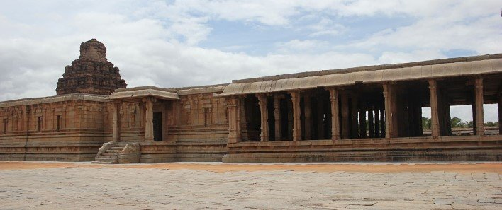 Pattabhirama temple, Hampi. Photographer Dinesh Kannambadi