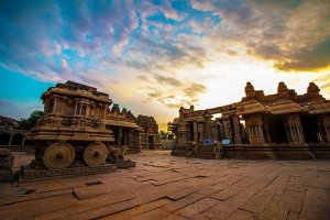 The Jewel of Hampi- The Stone Chariot