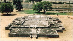 Palace of Vira Harihara, Hampi – The Saga of a Lost Structure