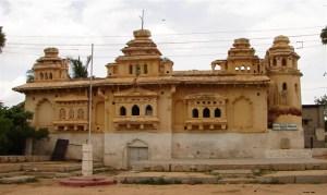Gagan Mahal, Anegundi