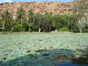 Pampa Sarovar Near Anegundi – A Picturesque Lake