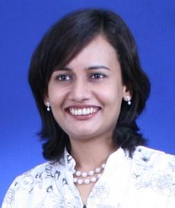 Raksha Changappa,  Nutritionist