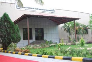Institute for Technology and Management (ITM), Bangalore
