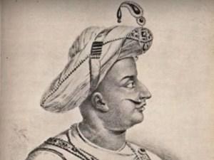 The Sultan of Mysore – Tipu Sultan