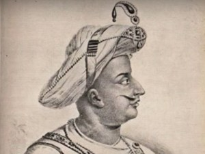 The Sultan of Mysore – Tipu Sultan