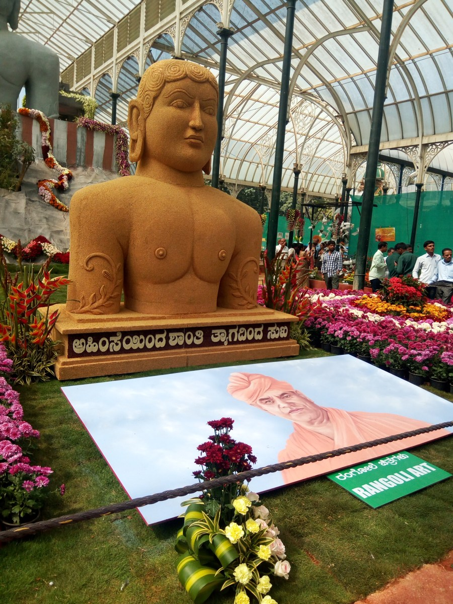Lalbagh Flower Show - 2018