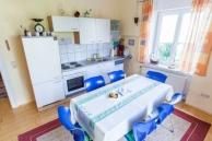Ferienwohnung Irene Küche Essbereich