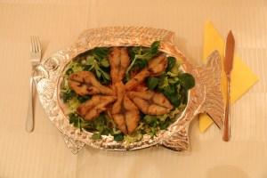 Karpfenstreifen-Salat - Foto: Alois und Johanna Wascher