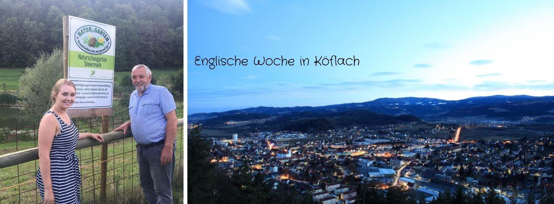 Englische Woche in Köflach