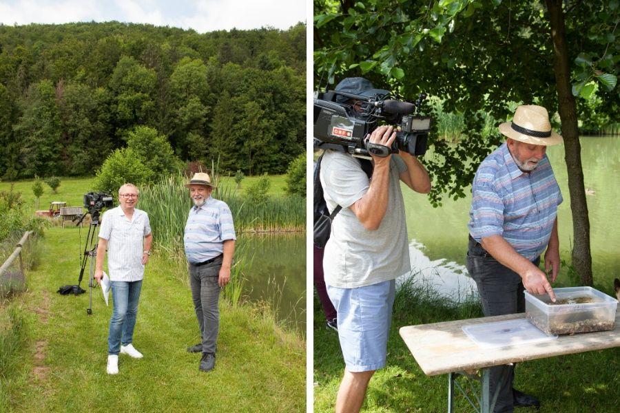 ORF Paul Prattes zu Luis zu Besuch