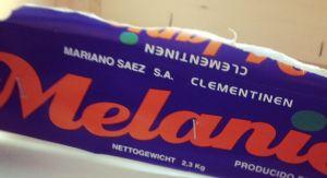 Melanie ist auch ´ne Marke.