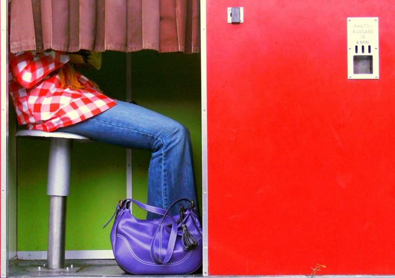 Bewerbungsfoto. Bild: secretgarden/photocase.de
