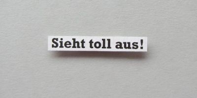 Anschreiben Berufserfahrung Bild: knallgrün/photocase.de