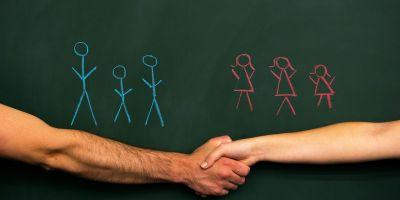 Frauen und digitaler Wandel. Bild: David W-/photocase.de