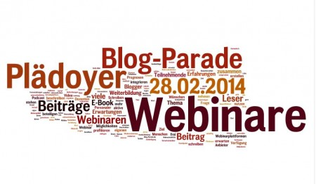 Blogparade Warum Webinare wirken - Beitrag von Sylvia Nickel | 2nc.de Arbeitsrorganisation & Zeitmaagement
