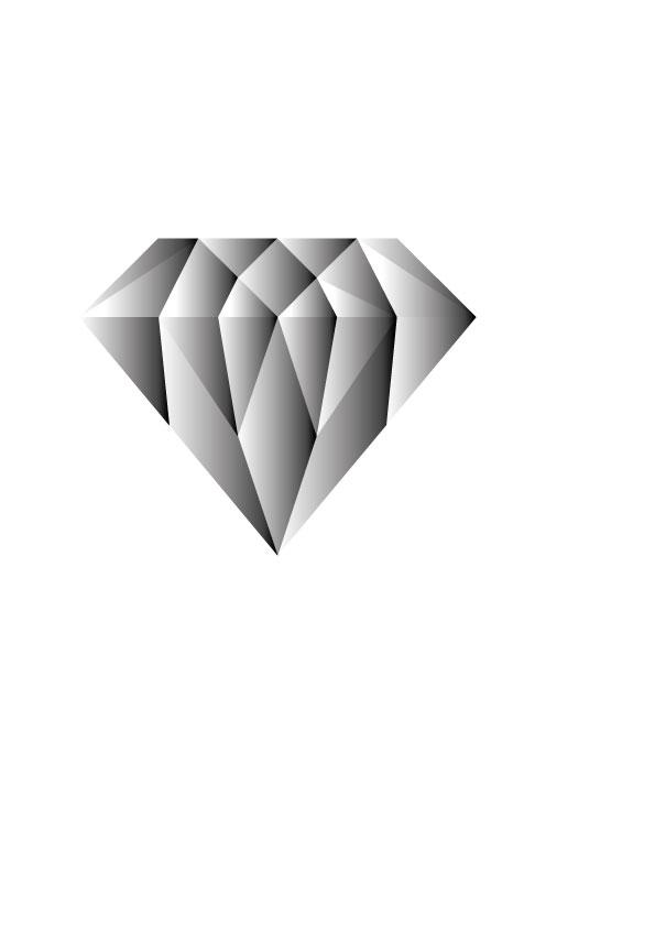 Svart diamant
