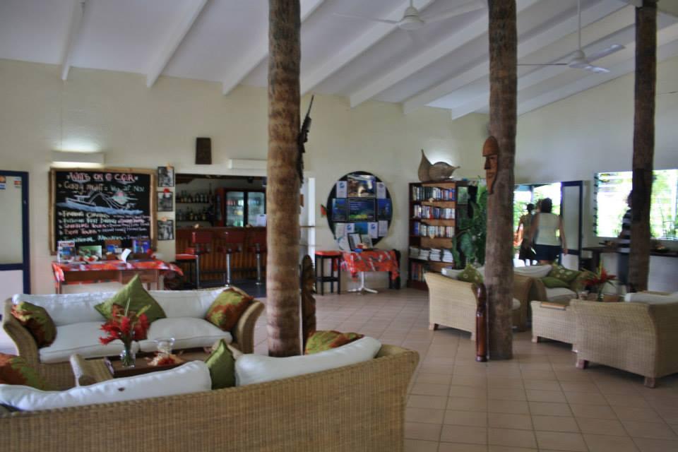 Coral Quays Resort