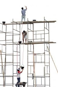 """ZPD led to the educational theory of """"scaffolding."""""""
