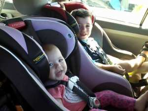 The Comprehensive Guide to Car Seat Safety Part I (Car Seat Selection and Direction)