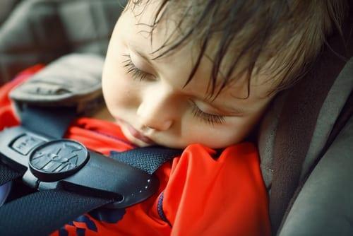 hot car, baby, car seat