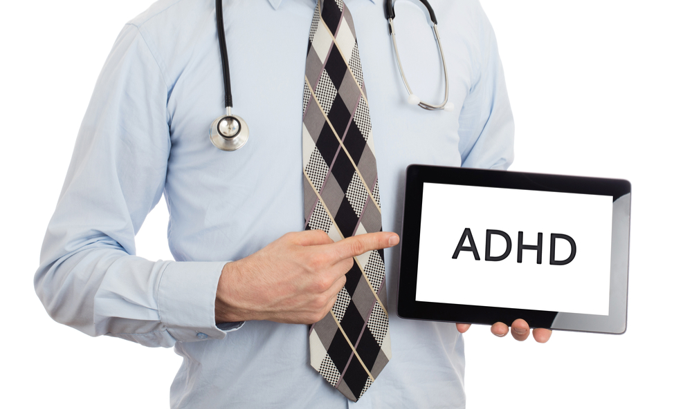 Untreated ADHD diagnosis