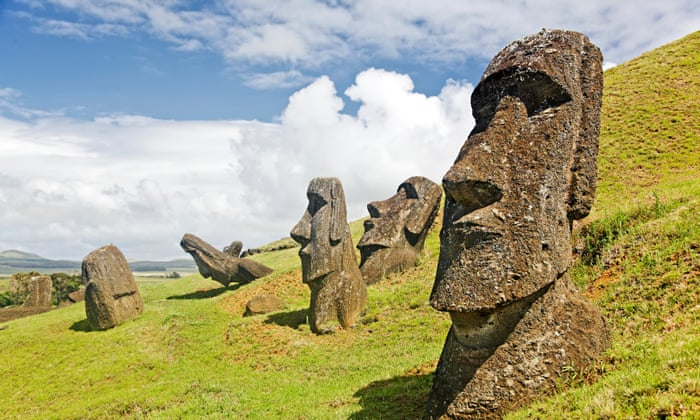 Easter Island - A World Heritage Site