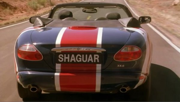 That car. I want it.