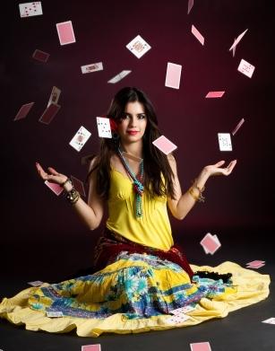 Cikánské vykládací karty