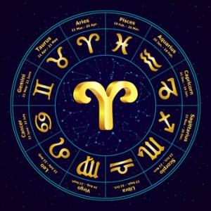 Znamení zvěrokruhu - Beran