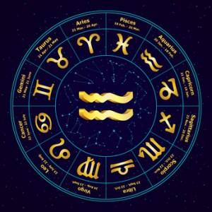 Znamení zvěrokruhu - Vodnář
