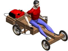 lawn mower go kart frame   Fachriframe co