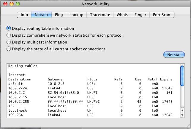 network-utility-netstat