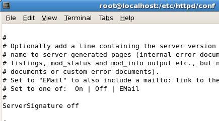 server-signature-off